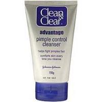 Clean & Clear Advantage Pimple Control Cleanser