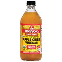 Braggs Apple Cider Vinegar (as a topical)