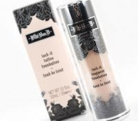 Kat Von D Lock-It Tattoo Makeup