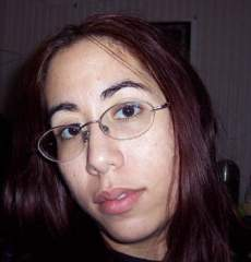 Taken Saturday October 3 2004  (no make up)