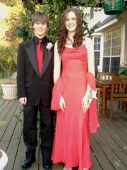 Me and my homecoming date..