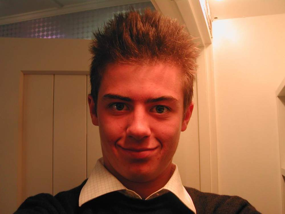 Me at 1st june 2005 major improvement