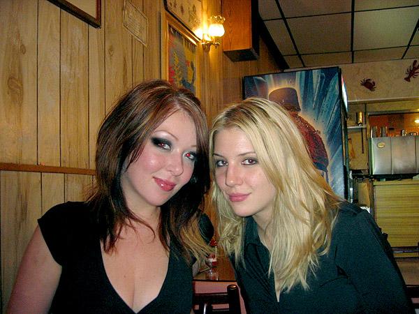 me and Kay