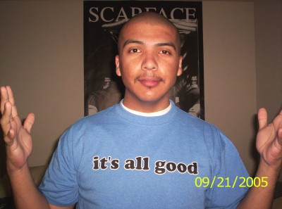 Its All Good 9-21-05