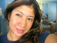 *ME, 10/06/05 with no make-up*