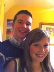 Me and my amazing girlfriend! x