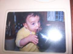 Me As a baby..