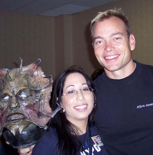Jonathan Breck and I