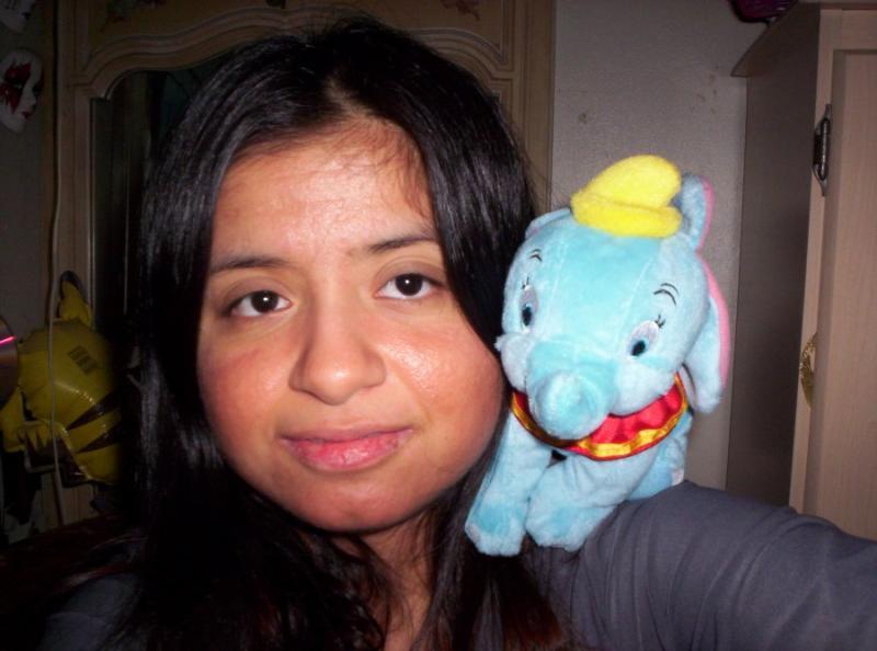 Dumbo doesn't judge me.. Xd
