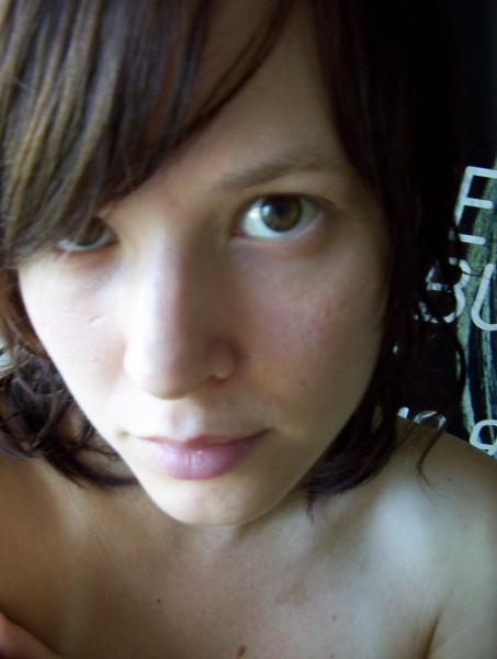 September 2005, no makeup