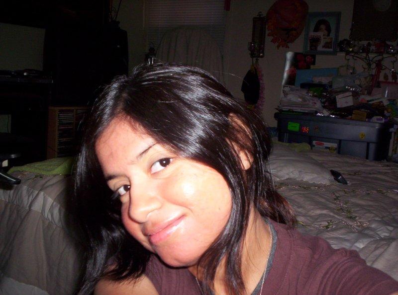 tan I look...