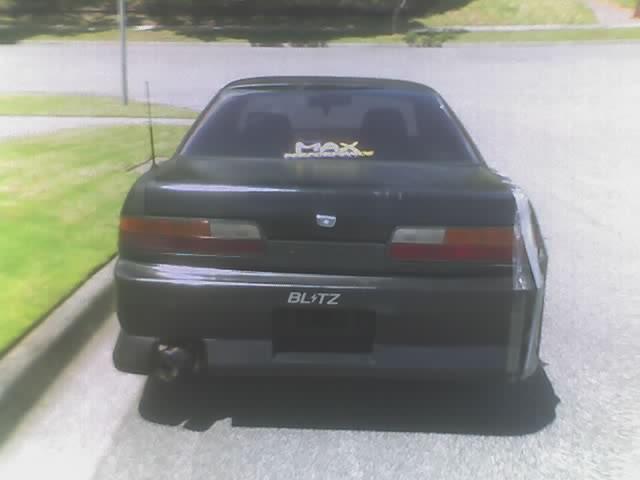 Nissan Silvia 2nd pic