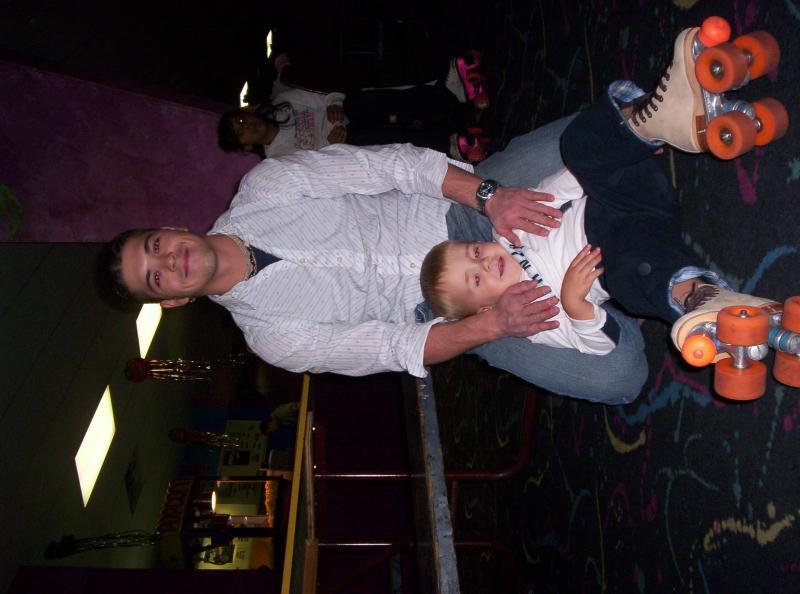 micah and I