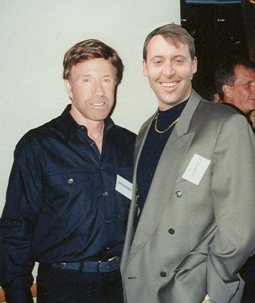 Chuck Norris and Dan