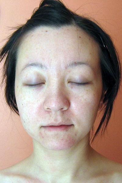 Day 6 - Face Closeup