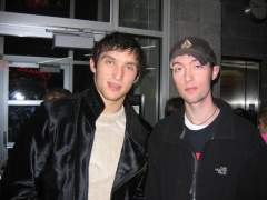 Me with Ovechkin