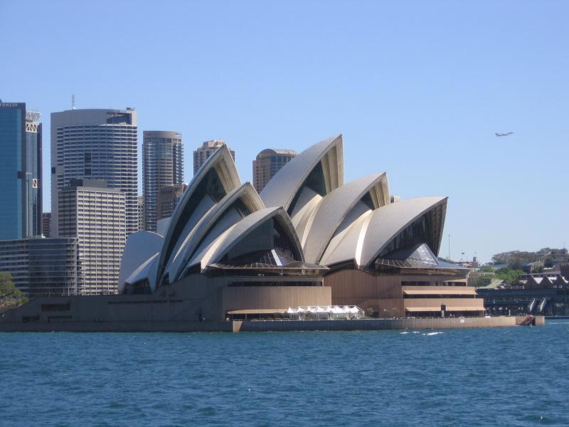 6th trip to Australia (Oct 05) - cousin Steven's wedding