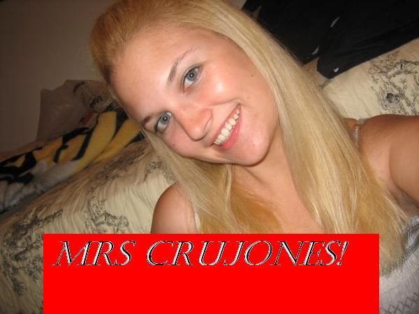 Mrs CruJones