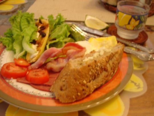 sept 26 2006 breakfast