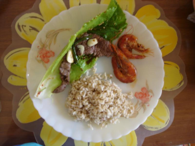 sept 27 2006 lunch & dinner