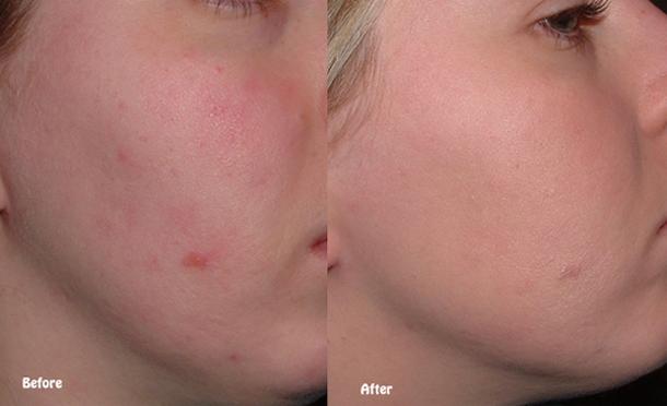 mineral make up - B&A close up!