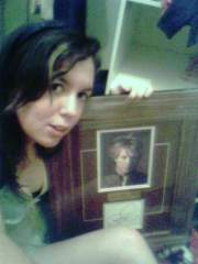 Me n mah Boi :D n yes thats a real official autograph!