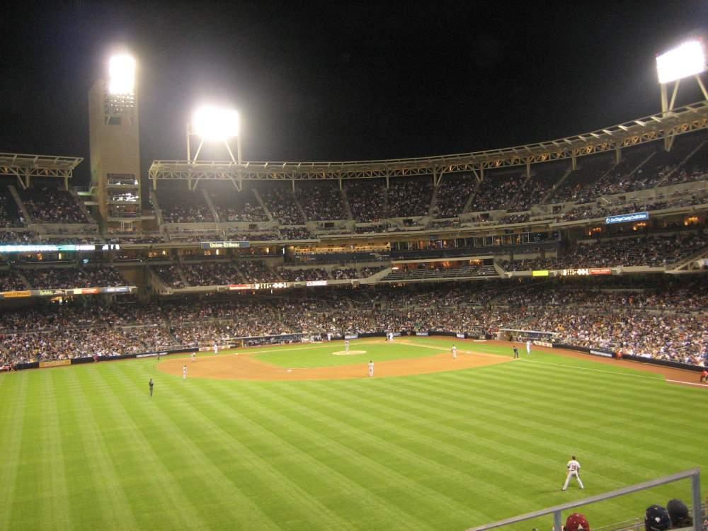 Padres new stadium