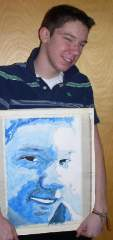 feb 05 me with a watercolor i did
