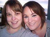 me and one of my good friends jessica
