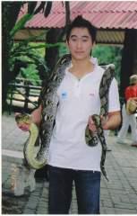 BIGGGGGGG snake