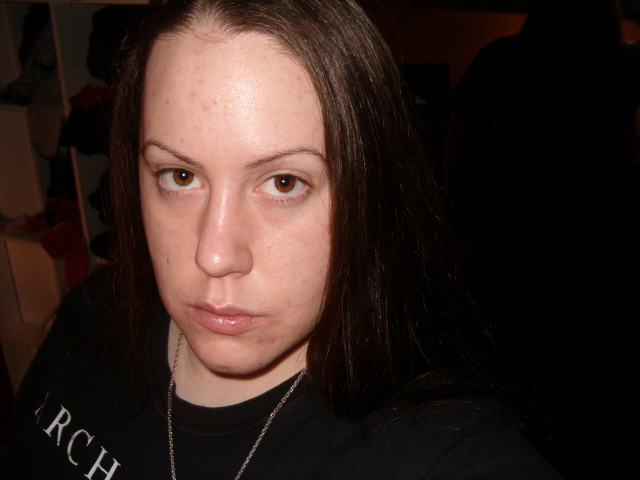 Day 38 on DKR (No makeup)