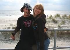 My friend Shauna and moi!