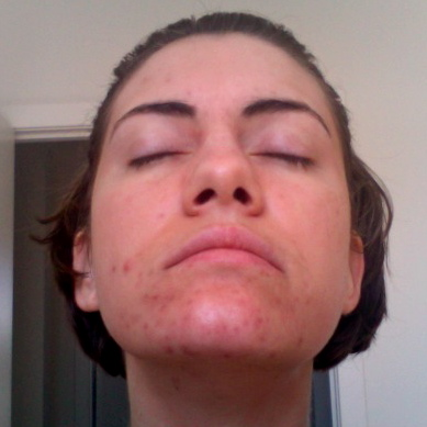 End of Week Eight - Chin