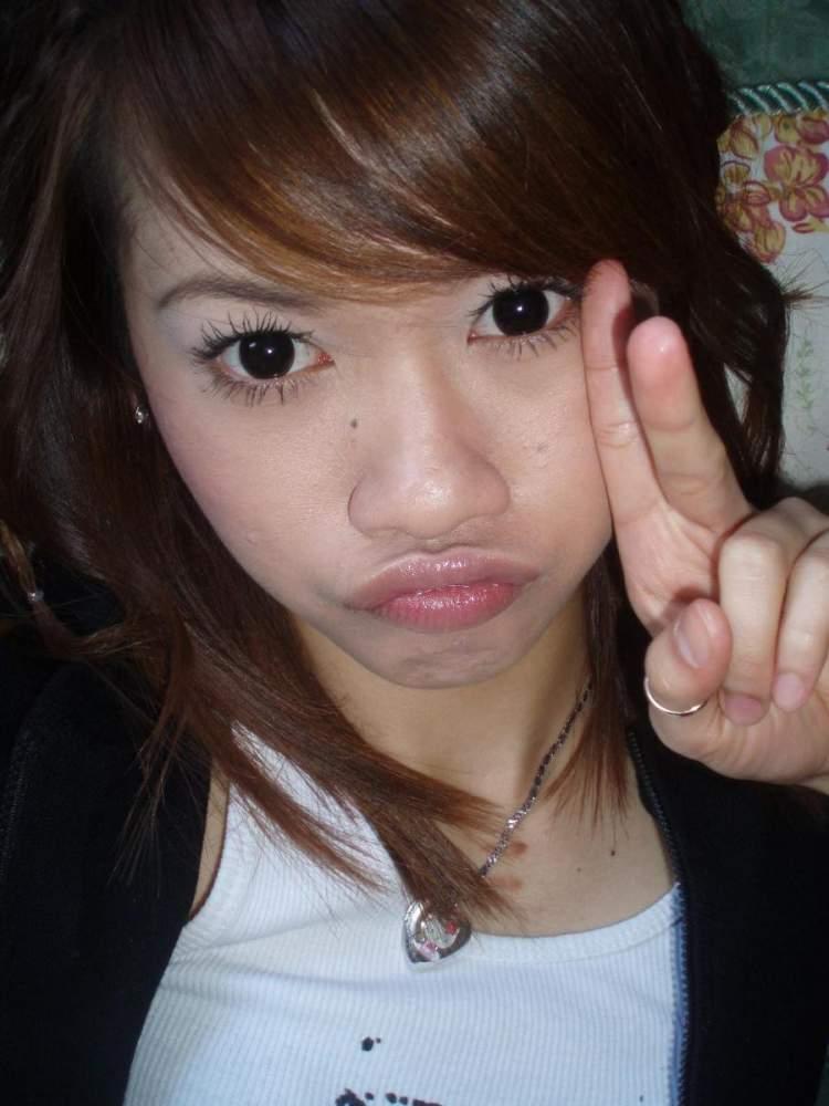 One on my cheek ...Egh oh well ^_^