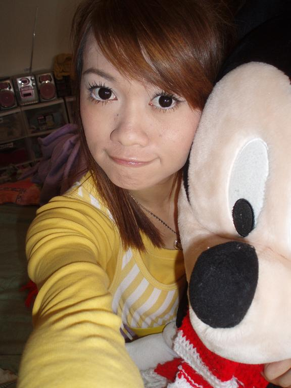 Mickey Mouse is the Only Person I trust...