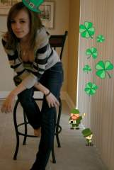 Happy Early St. Patty's Day! :D