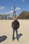 when i went to France!!!
