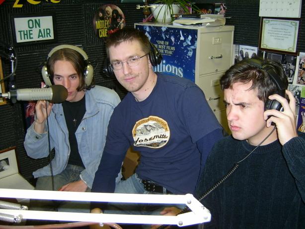 Fateful Radio Appearance on 96.3