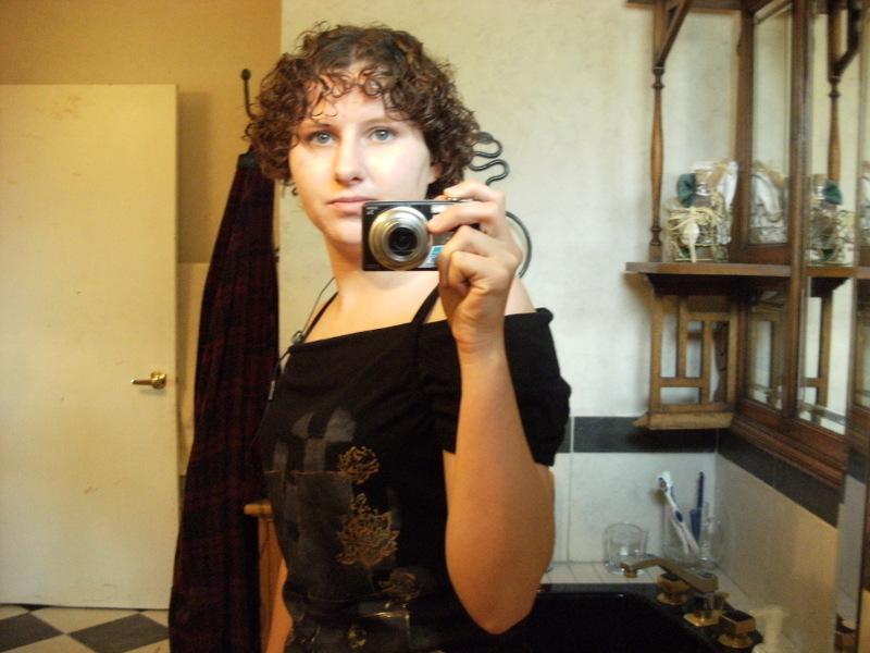 Mirror Picture haha '08