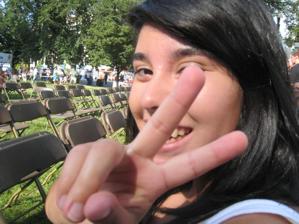 Peace out!!
