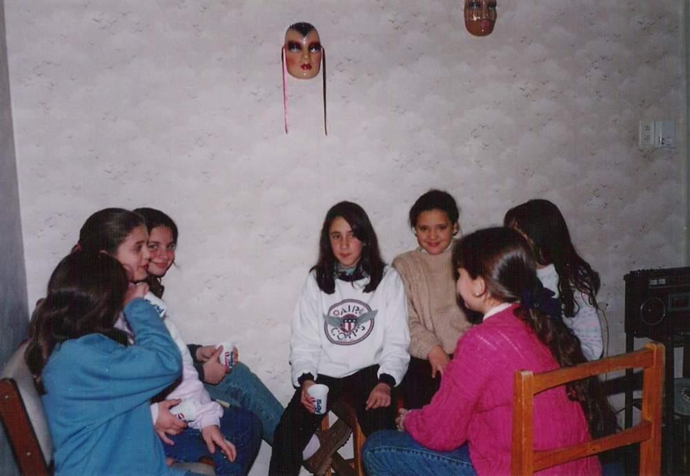 09 - 11 Years Old, School Friends