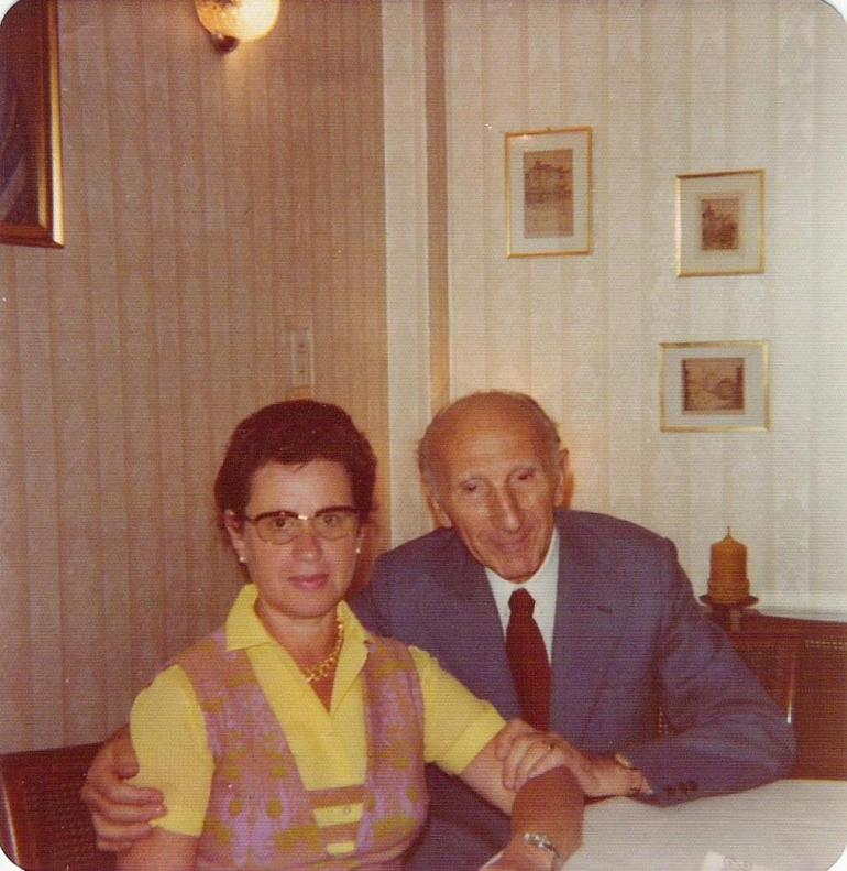 01 - Grandmother (Margot) & Grandfather (Erich)