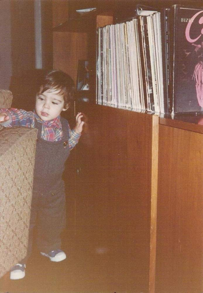02 - Me, 1 1/2 Year Old