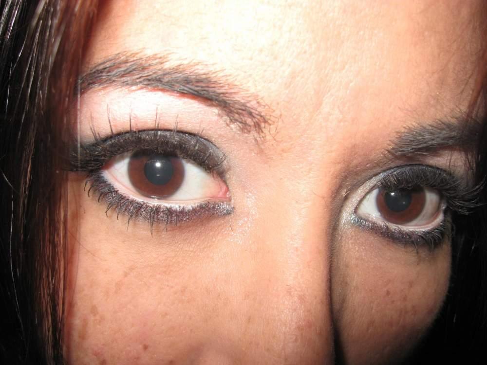 I like eye make up