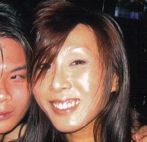 2006 - shiney face
