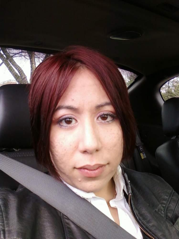 in the car in DC