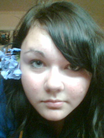 Before my acne started, beginning 2008