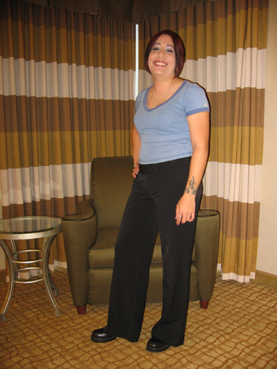Me April 18 2009