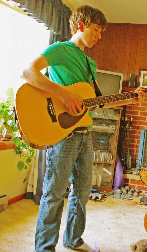 Guitar is my life