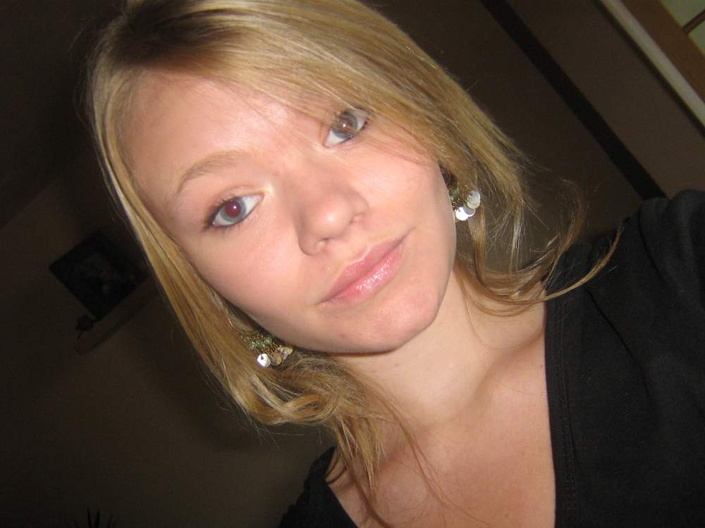before i had acne